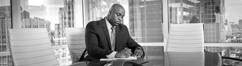 Spencer Fane attorney Wale Akinmoladun horizontal