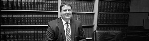 Spencer Fane attorney Chad Cook horizontal