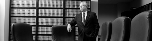 Spencer Fane attorney Gerald Greiman horizontal