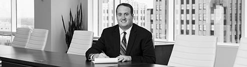 Spencer Fane attorney David Hrabik horizontal