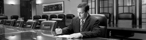 Spencer Fane attorney Aaron Prenger horizontal