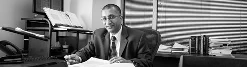 Spencer Fane attorney Ravi Sundara