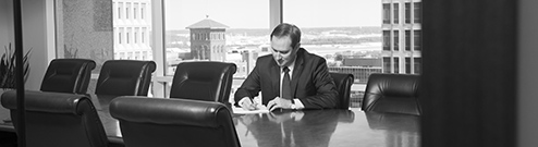 Spencer Fane attorney Ryan Pulkrabek horizontal