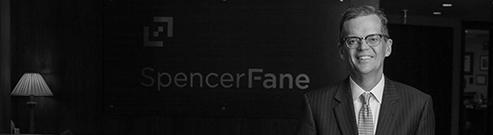 Spencer Fane attorney Paul Trimble horizontal