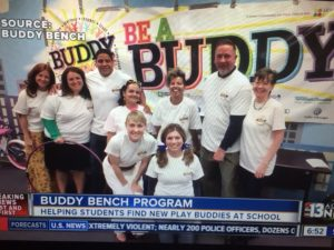 Leadership Las Vegas Buddy Bench Program