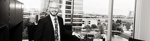 Spencer Fane attorney Caleb Rush_horizontal